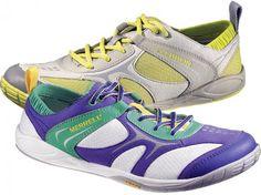 Merrell's Barefoot Footwear