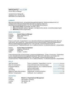 Ats Resume Format Glamorous 89 Best Yet Free Resume Templates For Word  Template And Free .