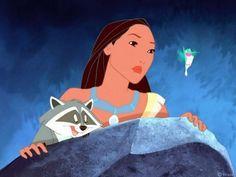 Pocahontas, Meiko et Flit