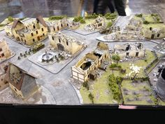 the terrain tutor bolt action table Bolt Action Game, Game Terrain, Train Table, Wargaming Terrain, Military Diorama, Tabletop Games, Model Trains, Decoration, Scale Models