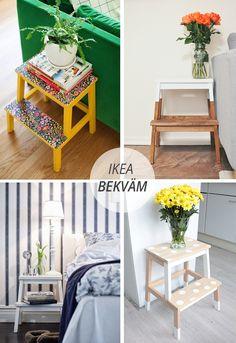 The best 13 things to buy in Ikea - Viskas apie interjerą Ikea Step Stool, Ikea Bekvam, Ikea Makeover, Scandinavian Style Home, Living Room Accessories, Living Room Storage, New Room, Living Room Designs, Diy Home Decor