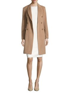 Wool Top Coat by Ava