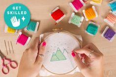 Get Skilled: Cross Stitch Basics + Amazing Inspiration and Projects to Make! by Kollabora | Blog post | Kollabora