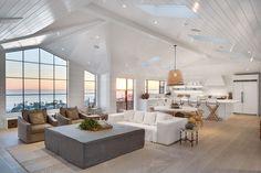 Интерьер дома в солнечной Калифорнии - Дизайн интерьеров | Идеи вашего дома | Lodgers