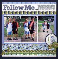 Follow Me...School Layout