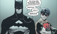 Alfred taking a picture of Batman and Robin Jason Todd Bruce Wayne Red Hood and the Outlaws Rebirth