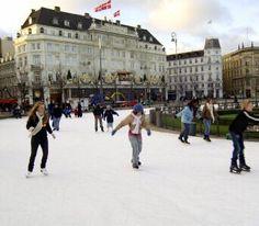 Copenhagen at Christmas time