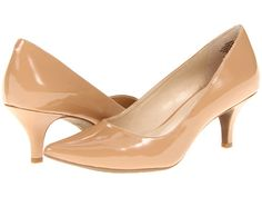 Anne Klein Isana Luxe Camel Patent - Zappos.com Free Shipping BOTH Ways