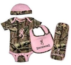 camo infant clothing   ... Oak pattern camo onesie beanie and burp cloth set for a baby girl Camouflage Baby, Baby Boy Camo, Camo Baby Stuff, My Baby Girl, Baby Love, Camouflage Clothing, Cowgirl Baby, Lil Boy, Camo Baby Clothes