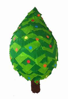 Snowman Pinata Snowman - Christmas Tree Pinata