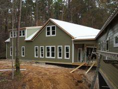 Net-Zero Home Construction Progress