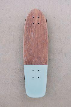 Kippy Skateboards | Choc Mint Paddle Pop
