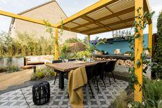 Van parkeerplaats naar mediterrane tuin - Eigen Huis en Tuin