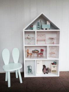 Mega domek dla lalek 120cm - Bambooko - Domki dla lalek