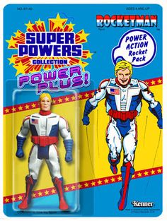 One of the best toys I ever played with as a child was the Super Powers from DC and Kenner. They even planned out a wave of toys and eve. Dc Comics Action Figures, Custom Action Figures, Batman Bad Guys, Kenner Toys, Modern Toys, Sideshow Collectibles, Retro Toys, Old Toys, Comic Character