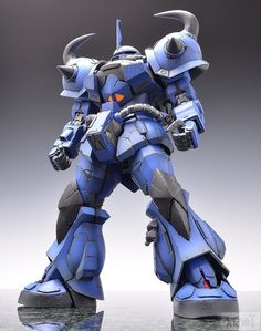 MS-78B-3 Gouf Custom