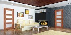 Drzwi wewnętrzne w domu i mieszkaniu pełnią kilka podstawowych funkcji. Po pierwsze, odgradzają od siebie poszczególne pomieszczenia, zapewniając potrzebną intymność ich użytkownikom. Po drugie, tłumią dźwięki i zapachy dochodzące z tych pomieszczeń. Po trzecie i może nawet najważniejsze, ładne drzwi stanowią bardzo ważny element aranżacji wnętrza, który spaja w klamrę ogólny design domu czy mieszkania oraz nadaje wnętrzu styl i charakter. Firma Windoor to nasz rodzimy producent drzwi…