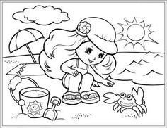 Coloring pages for summer kids of season colouring clothes fruits . coloring pages for summer kids free the vacation colouring holidays clothes . Coloring Pages For Teenagers, Coloring Pages For Grown Ups, Free Adult Coloring Pages, Disney Coloring Pages, Free Printable Coloring Pages, Coloring For Kids, Free Printables, Beach Coloring Pages, Cat Coloring Page