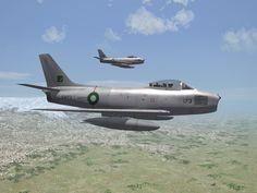 F-86 Sabre, Pakistani Air Force