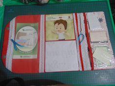 Porta Documentos do Bebê