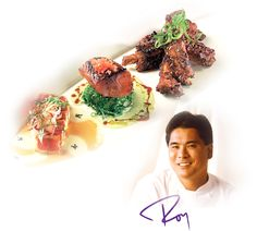 Forget all the other hoity toity restaurants in Waikiki...this is IT.  The original Hawaiian Fusion by the masta from his original location.  Your tastebuds will thank you!  Make sure you hit the Hawaii Kai location...yes it matters!