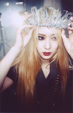 krystal red light