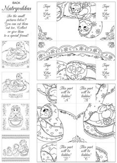 Welcome to Dover Publications Foldables - Princesses, Ponies, Mermaids and More!