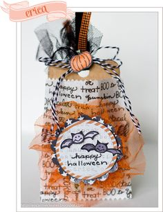 Treat Bag by Erica