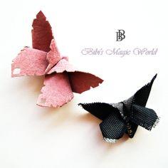 brooches butterflies - BIBI