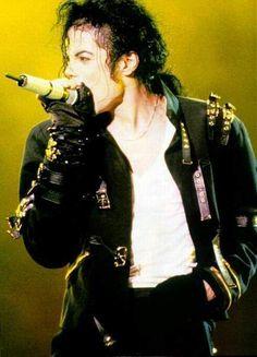 MJ (Dangerous Tour) - Michael Jackson Photo (7218364) - Fanpop