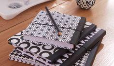 DIY : customiser cahier - Côté Maison