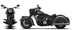 2016 Indian® Chief Dark Horse®.    http://indianmotorcycle.com/en-us/chief-dark-horse-thunder-black-smoke