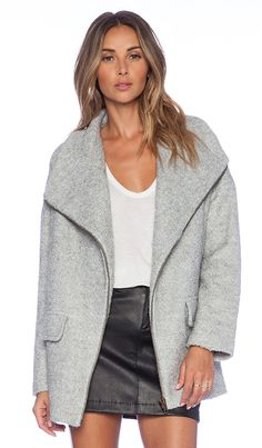 merci coat | revolve clothing