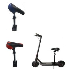 NEW - Height Adjustable Saddle For Xiaomi Electric Scooter 👉 Get Accessories & Parts for your cool new eScooter 🛴💨 in our Mobility Shop. Scooter Storage, Loyalty Rewards Program, Electric Scooter, Cool Stuff