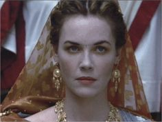 Connie Nielsen in Gladiator (A smart, strong woman that has been tried and threatened. She had to use her brain, hide her true feelings, and strategize against an oppressor, to stay herself and not lose her own beliefs) ♛