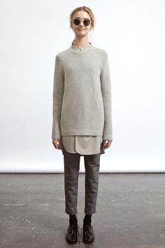 Steven Alan Fall 2014 Ready-to-Wear Fashion Show