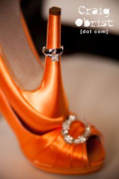 Shoes + rings = Awesome!