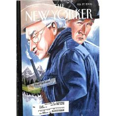 Cover Print of New Yorker, February 27 2006 | $6.60