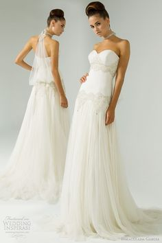 Inmaculada García Wedding Dresses 2012 | Wedding Inspirasi