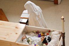 Vigil for Mother Paula Hannah, Cistercian