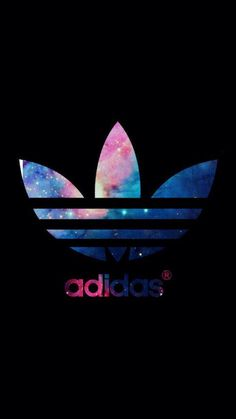 2 of my favorite stuff: galaxy & Adidas