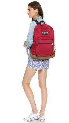 Jansport Right Pack Backpack - Viking Red in Red (Viking Red) | Lyst