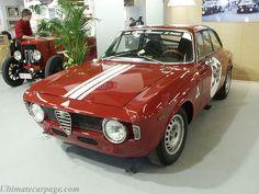 Alfa Romeo Giulia Sprint 1600 GTA