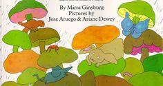 Fun mushroom unit study — great book and activity ideas