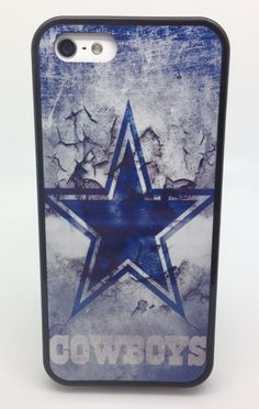 DALLAS COWBOYS NFL FOOTBALL CASE FOR iPHONE 6 6 PLUS 5 5S 5C 4 4S RUBBER COVER