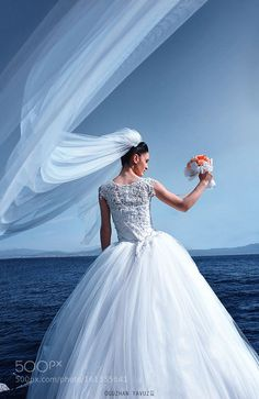 Bride cool by oguzhanyavuz