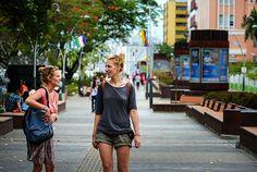 Bulevar del Río, el espacio que le cambio la cara a #Cali #PorCaliLoHagoBien #MiCaliSoñada Walks, Space, Fashion Clothes, Pictures