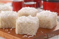 Receita de Cuscuz de tapioca em receitas de doces e sobremesas, veja essa e outras receitas aqui!