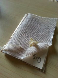 Libretto cerimonia Matrimonio personalizzato! #handmade #marriage #donna