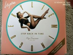 Step Back In Time: The Definitive Collection, Kylie Minogue, Good Double CD